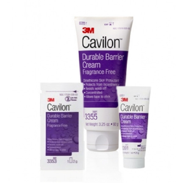 3M Cavilon Skin Protectant Tube Unscented Cream