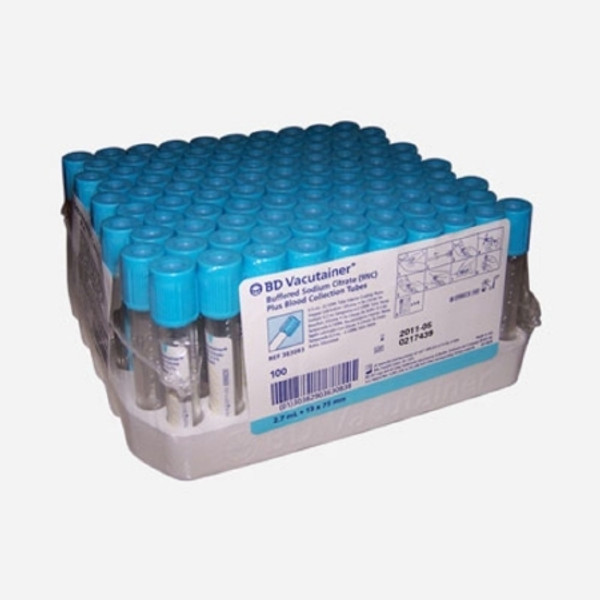 BD Vacutainer Buffered Sodium Citrate