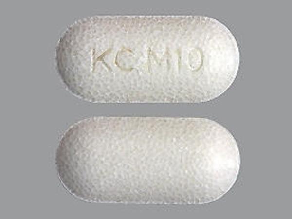 Sandoz Klor-Con Replacement Preparation 1
