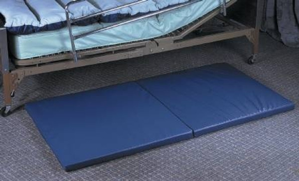 """Fall Protection Pad for Beds, 35""""x 70""""x 2"""" McKesson"""