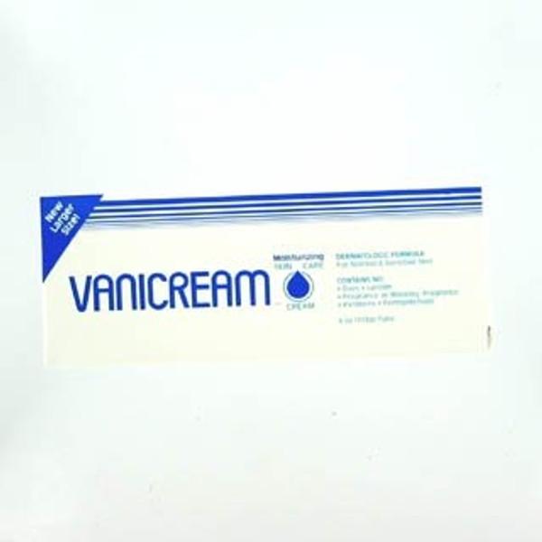 Vanicream Moisturizer 4 oz. Tube Unscented Cream