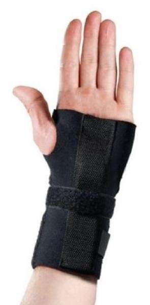 Wrist / Hand Brace Orthozone Wrist Hand Brace Palmar Stay Trioxon Advantage Left Hand One Size Fits Most