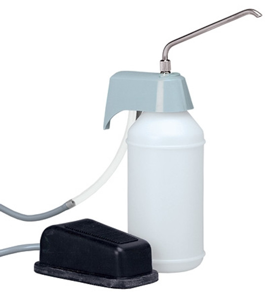 Grafco Hospital Type Soap Dispenser With Foot Pedal, 32 oz