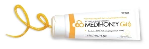 McKesson Brand MEDIHONEY Wound and Burn Dressing