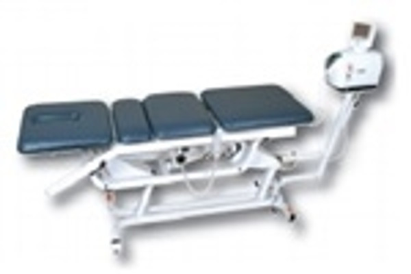 tx adp400 electric highlow traction table