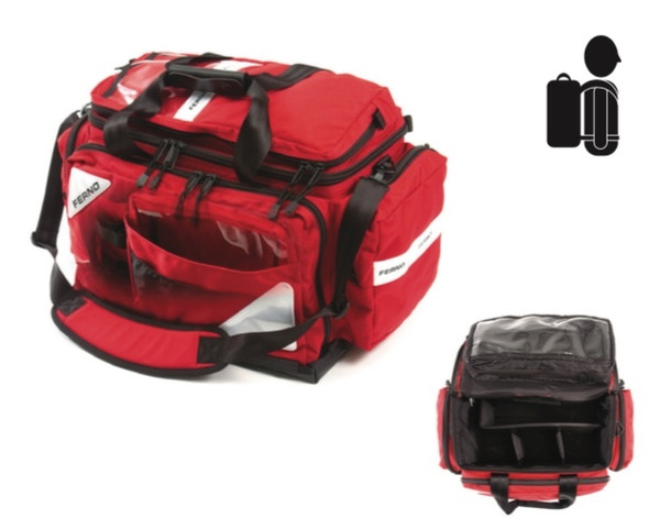 Ferno Model 5107 Trauma Bag Orange