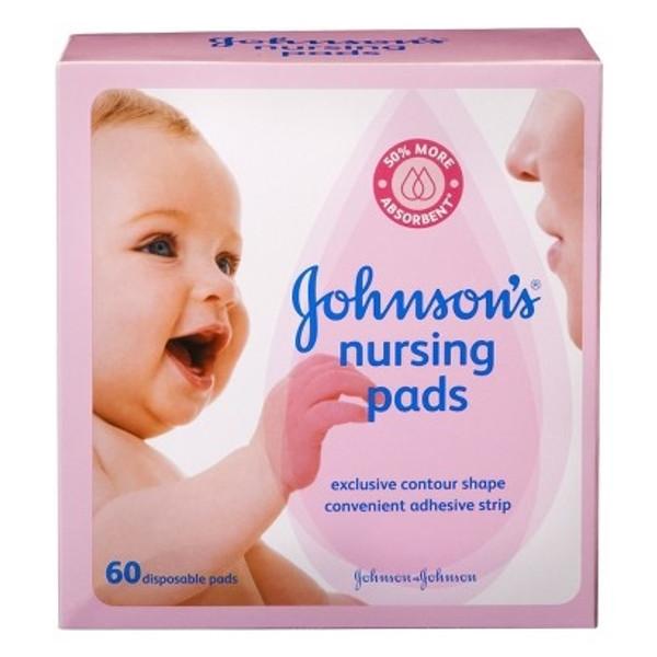 Nursing Pad Johnson's Polymer Disposable