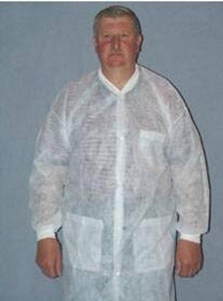 medi-pak performance lab coats