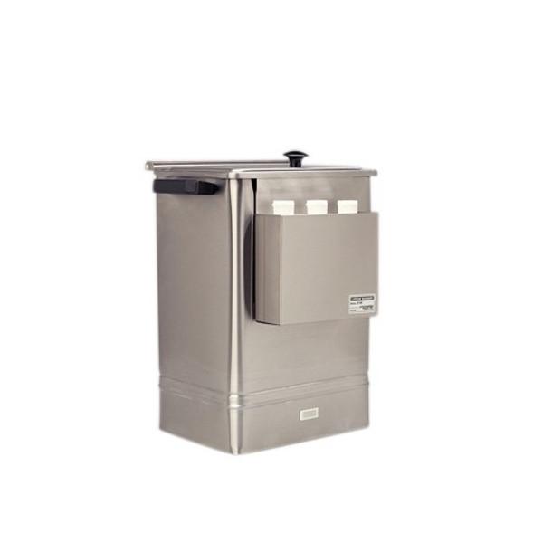 3 bottle (8 ounce) lotion warmer, conduction heat for E-1/E-2
