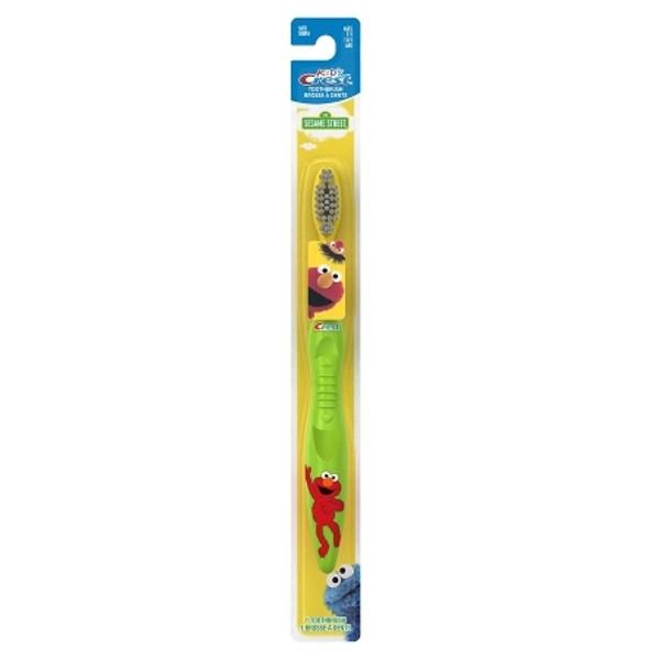 Toothbrush Crest Sesame Street Child Soft