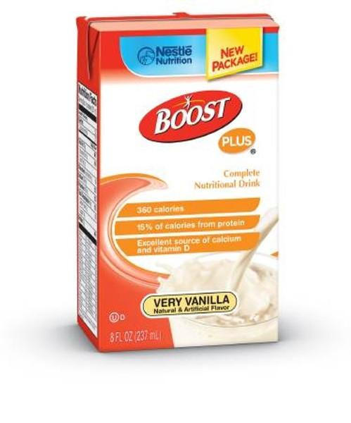 330 Cal. Oral Supplement, BOOST PLUS - 8 oz.