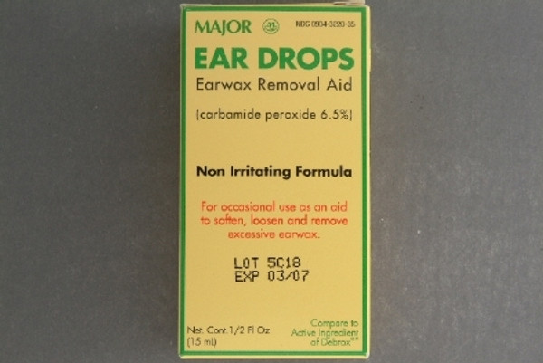 Earwax Removal Aid