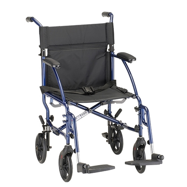18 inch Lightweight Transport Chair