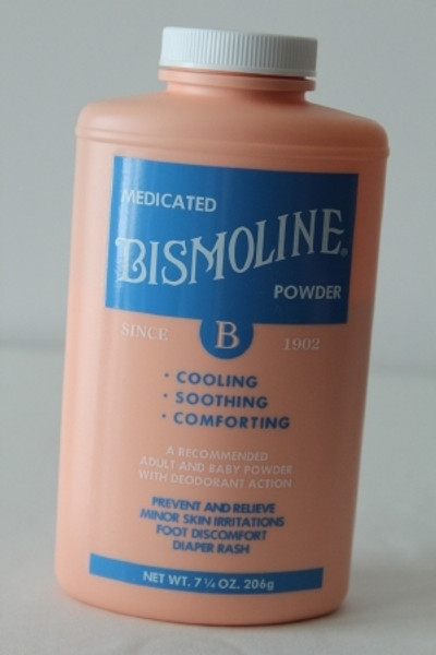 Body Powder Bismoline