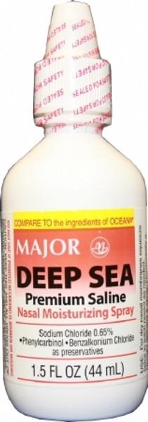 Nasal Spray Deep Sea