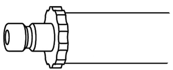 Welch Allyn Tempa-Kuff Blood Pressure Cuff, 1-Tube
