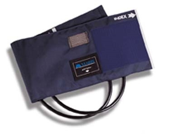 Blood Pressure Cuff and Two-Tube Bladder