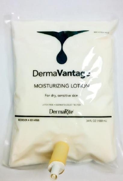 DermaVantage Scented Lotion Moisturizer 1000 mL Dispenser Refill Bag