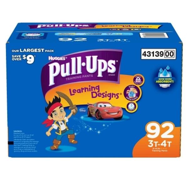 Kimberly Clark Pull-Ups Training Pants 8