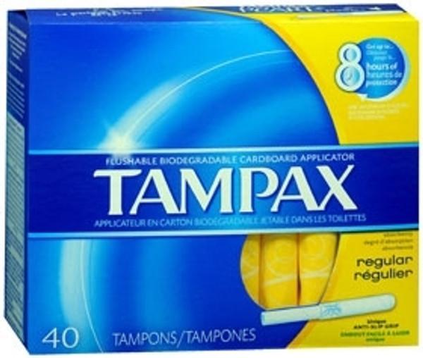 Tampon Tampax