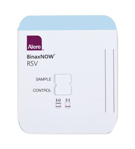 Alere BinaxNOW Rapid Diagnostic Test Kit 2