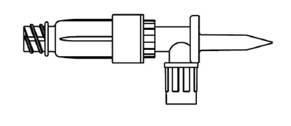 B. Braun Mini-Spike Dispensing Pin