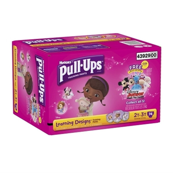 Kimberly Clark Pull-Ups Training Pants 10