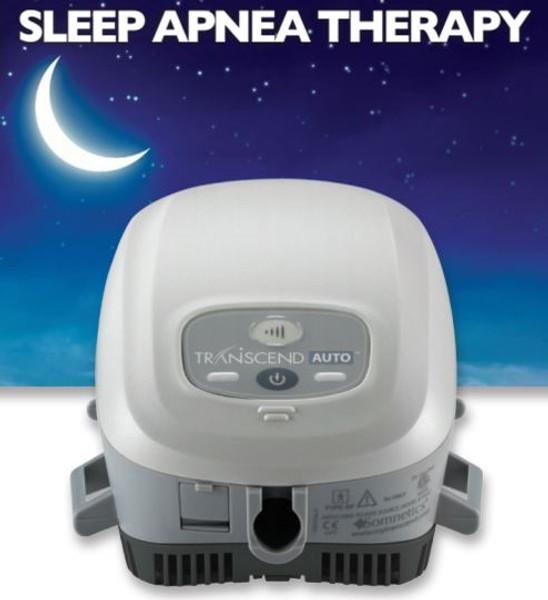transcend auto - sleep apnea therapy