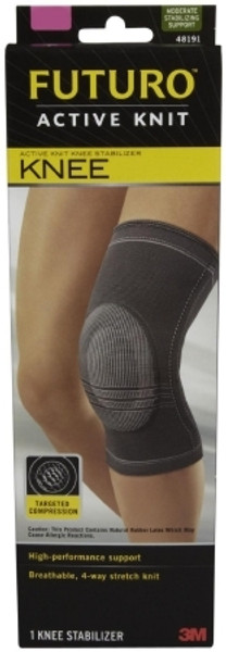 3M FUTURO Active Knit Knee Stabilizer