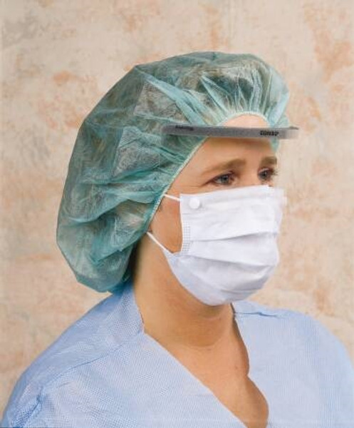 Alpha ProTech COMBO Surgical Mask with Face Shield