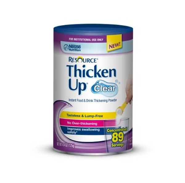 Clear Thickenup Unflavored, Resource - 4.4 oz. Foods and Beverages