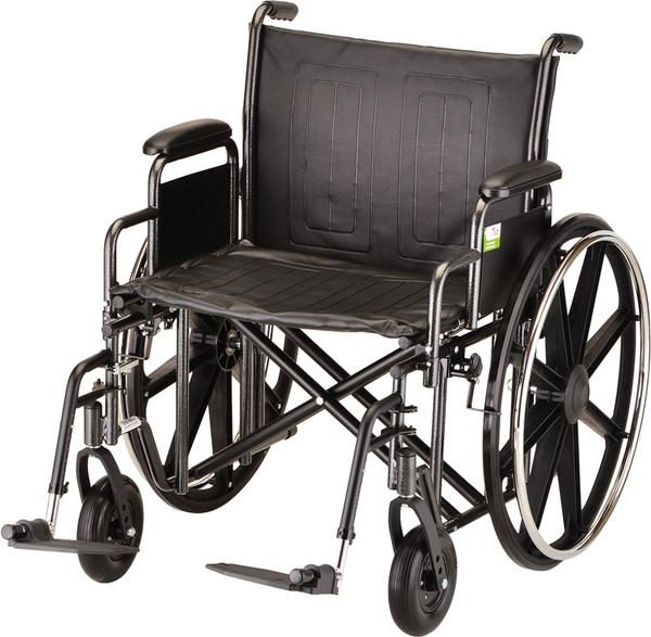 """Wheelchair Stl 24"""""""