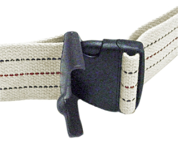 gait belt safety quick release buckle