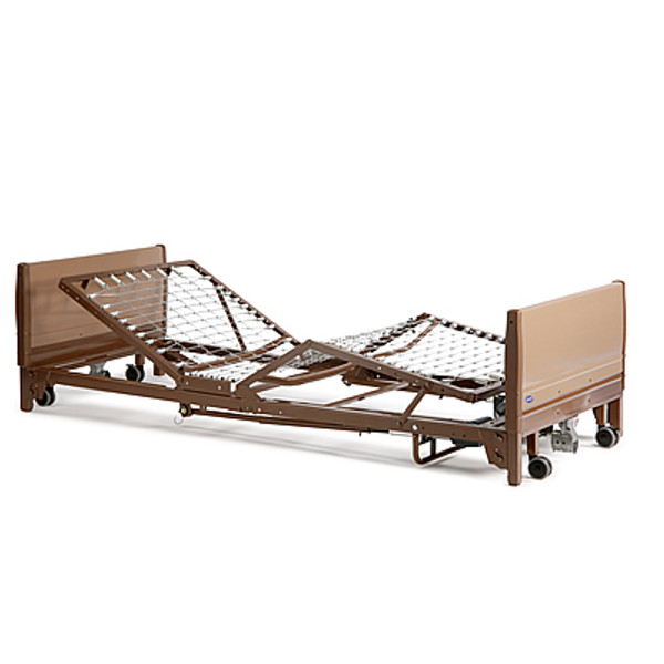 Full Electric Home Care Bed - Low
