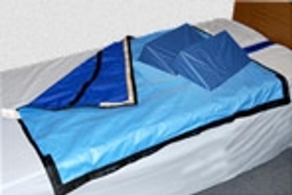 30-Degree Bed System with Slider Sheet and Two 16ðððððð Wedges