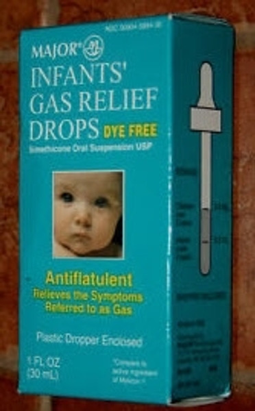 Infant Gas Relief Major