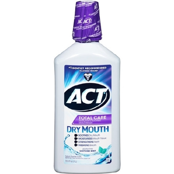 Mouth Moisturizer Act
