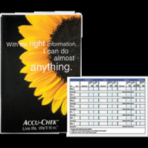 Accu-Chek Advantage Self Test Diary 5900504