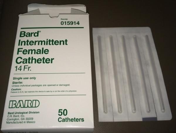 Urethral Catheter Clean-Cath