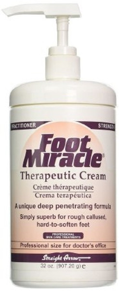 Moisturizer Foot Miracle Fresh Scent Cream