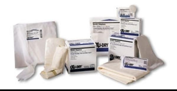 Wound Dressing Exu-Dry High Density Polyethylene / Rayon Cellulose