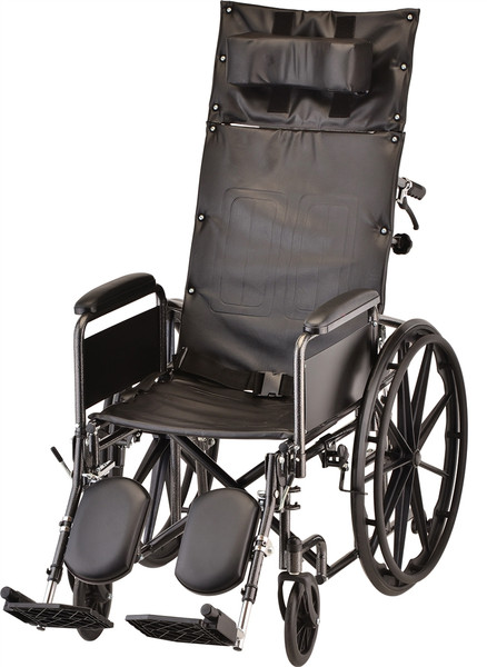 16 Inch Reclining Wheelchair
