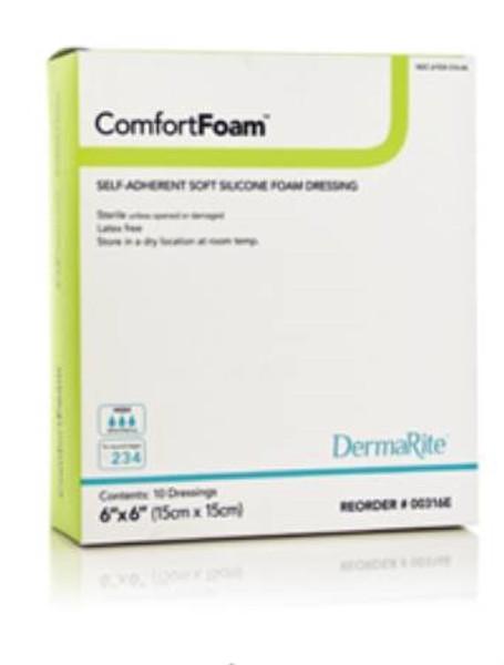 ComfortFoam Foam Dressing - Self-Adherent