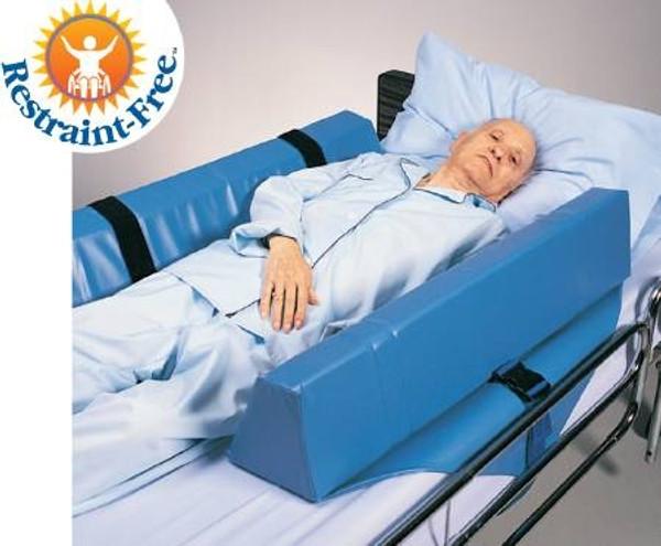 Foam Roll-Control Bed Bolster