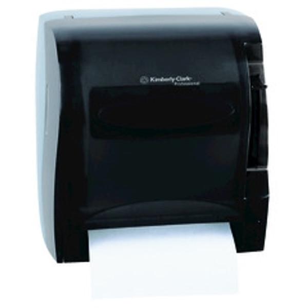 LEV-R-MATIC Paper Towel Roll Dispenser