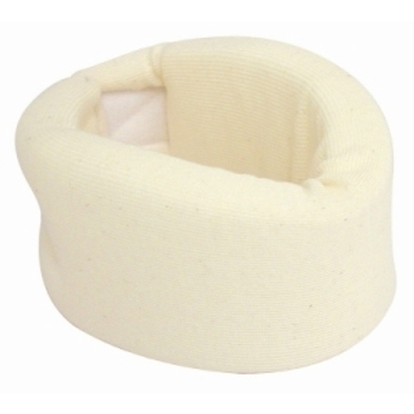 "soft foam cervical collar, 3"" wide"