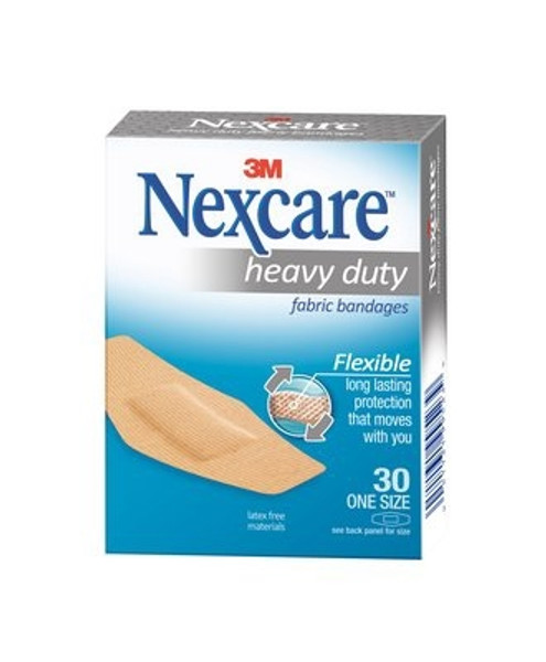 Adhesive Strip Nexcare Assorted Colors Sizes Tan
