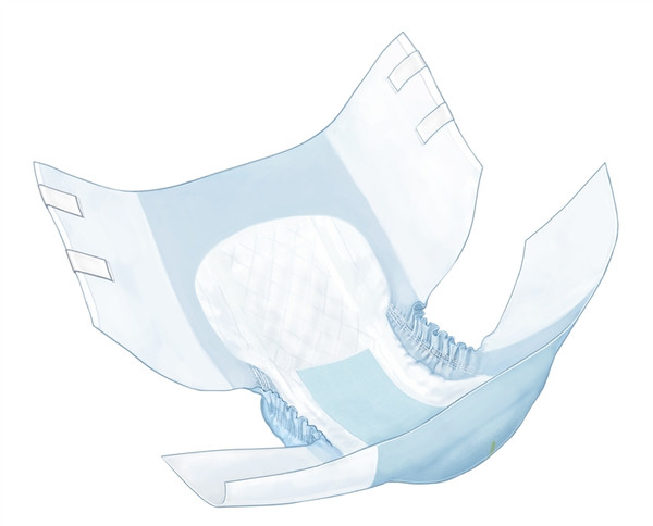 Wings Bariatric Adult Briefs
