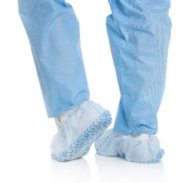 Shoe Cover Blue Non-sterile