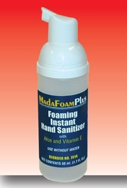 Mada Medical Products Madafoam Plus Hand Sanitizer